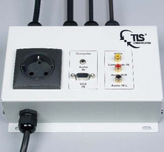 TLS Media Connection Unit