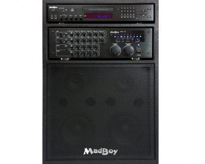 MadBoy Maniac musiikkikeskus