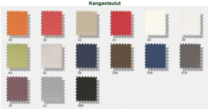 kangastauluvarit